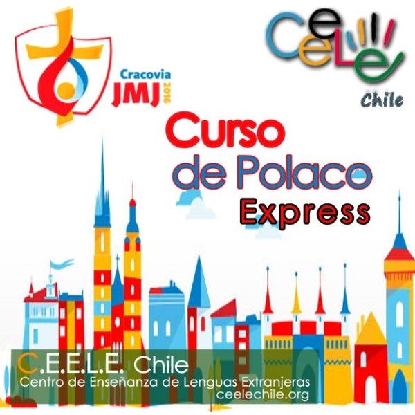 Снимок сделан в Ceele Chile centro de idiomas пользователем Pablo E. 2/9/2016