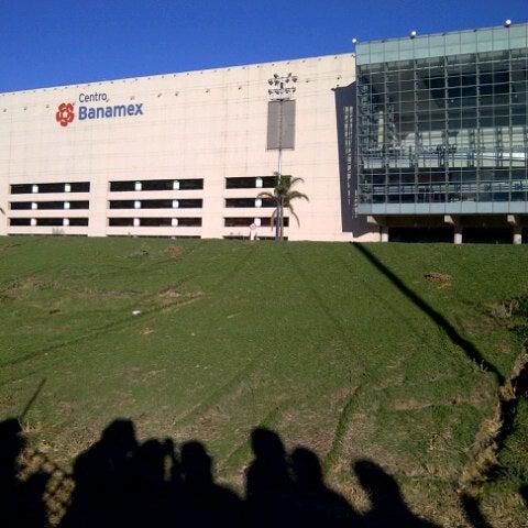 Das Foto wurde bei Centro Banamex von Yolis S. am 3/3/2013 aufgenommen