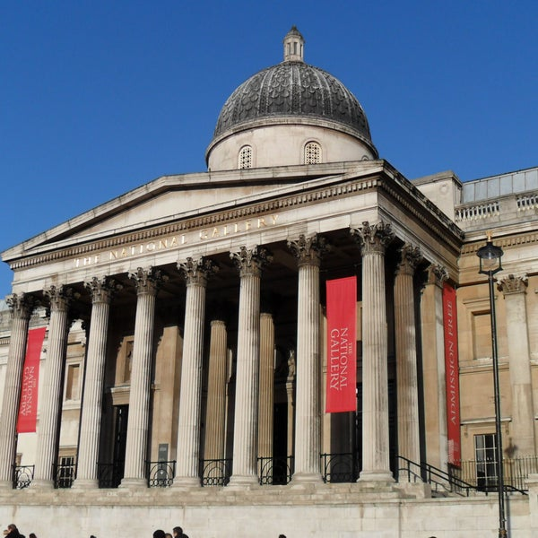 Photo prise au National Gallery par Simone P. le11/24/2012