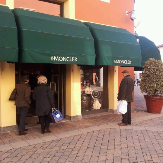 new product 13462 52847 Photos at Moncler - Clothing Store in Serravalle Scrivia