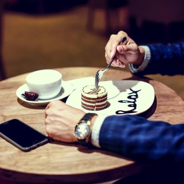 Foto tomada en Coffee Relax por Coffee Relax el 2/23/2016
