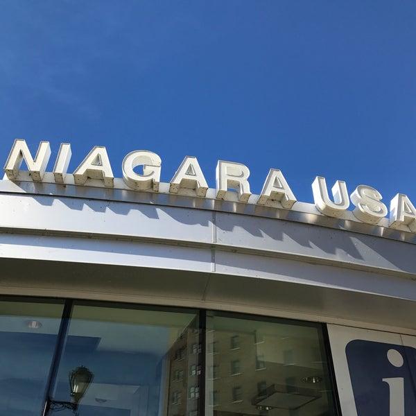 10/15/2016 tarihinde Ryan S.ziyaretçi tarafından Niagara Falls USA Official Visitor Center'de çekilen fotoğraf