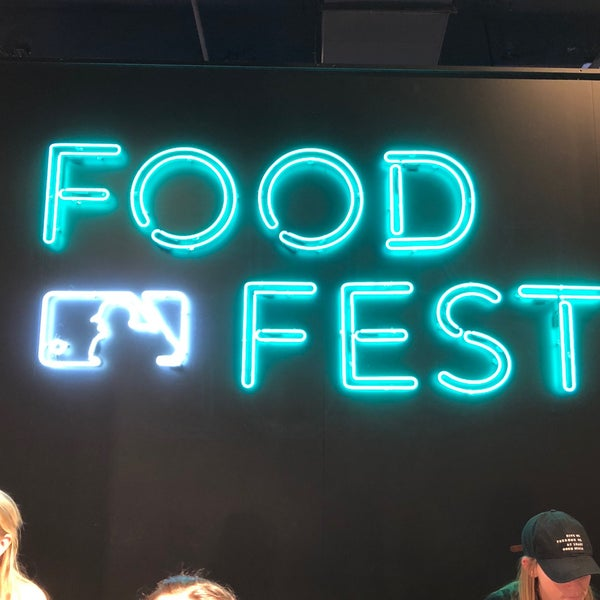 Photos At Mlb Foodfest Now Closed Garment District 45 Visitors
