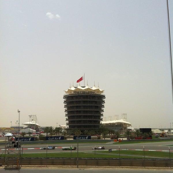 Foto scattata a Bahrain International Circuit da Aije 1. il 4/21/2013