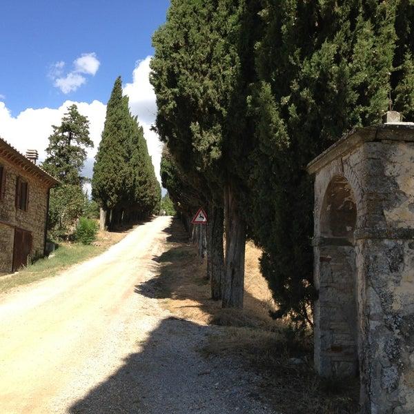 9/9/2013에 Alex C.님이 Borgo di Pietrafitta Relais에서 찍은 사진