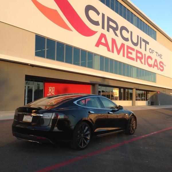 4/12/2013 tarihinde Brian M.ziyaretçi tarafından Circuit of The Americas'de çekilen fotoğraf