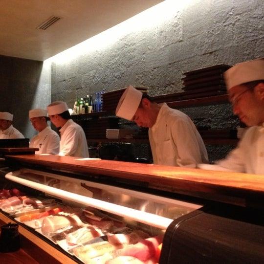 Sushi Hells Kitchen: Blue Ribbon Sushi Bar & Grill