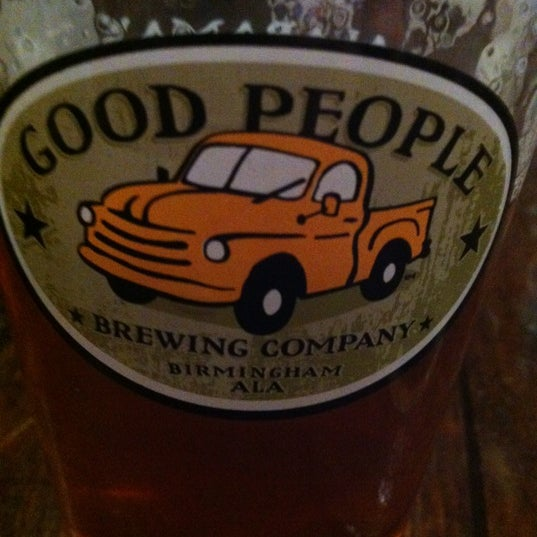 Foto diambil di Good People Brewing Company oleh Adam R. pada 12/27/2012