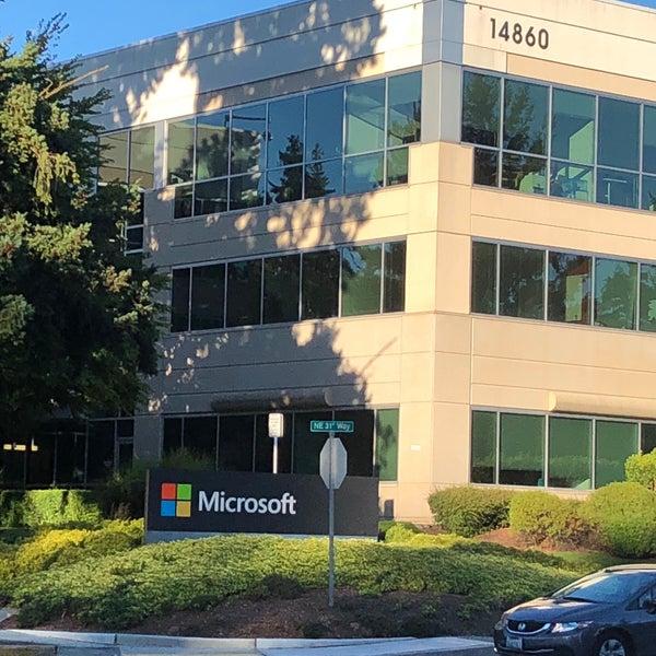 Microsoft Seattle Office: Microsoft Building 114