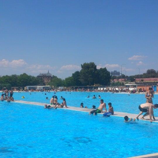 piscina puerta de hierro piscina en ciudad universitaria