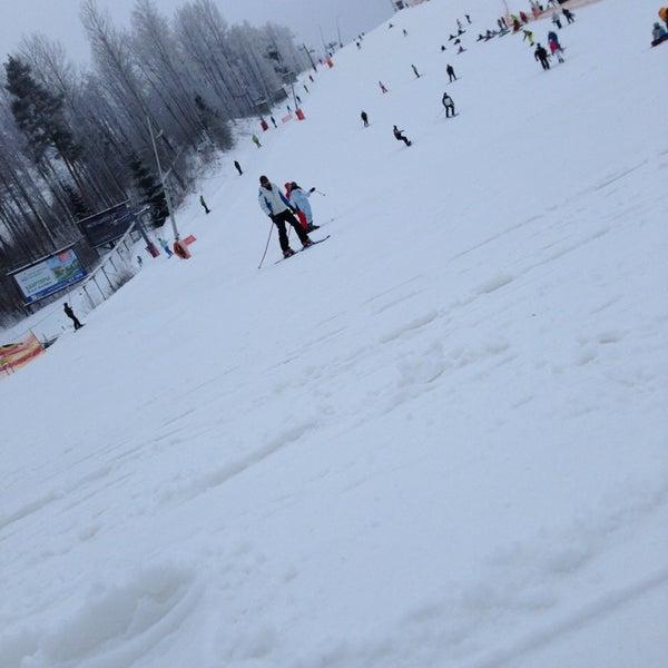 1/20/2013 tarihinde Yulia S.ziyaretçi tarafından Охта Парк'de çekilen fotoğraf