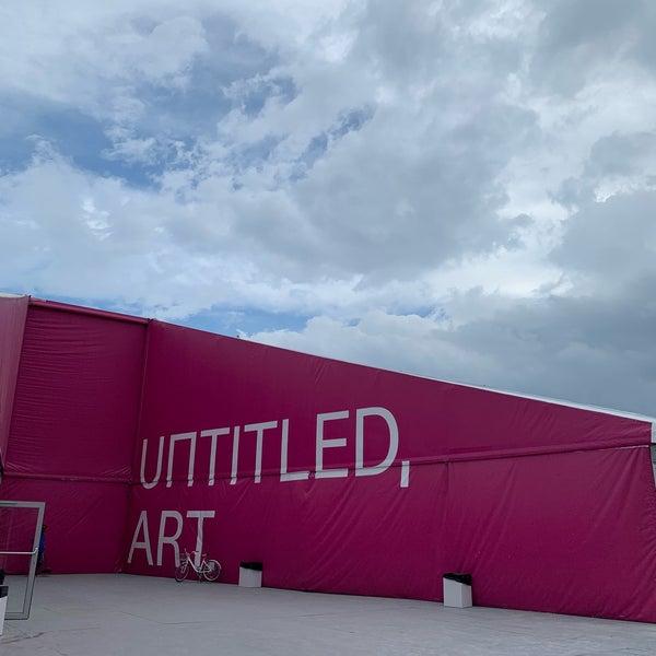 Foto scattata a UNTITLED. Art Fair da Alex H. il 12/4/2018