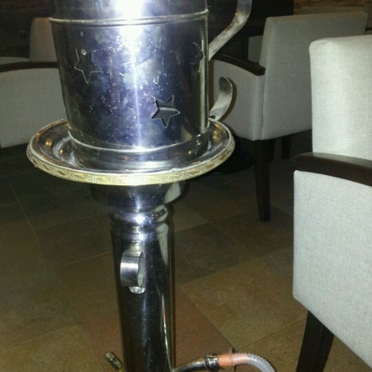 Best most aromatic shisha in Maadi, ask for Sayed's Specials