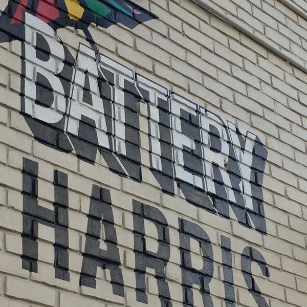 Das Foto wurde bei Battery Harris von Angie J. am 2/18/2017 aufgenommen