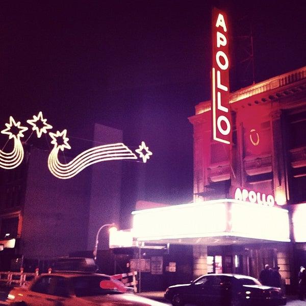 12/2/2012 tarihinde Robert S.ziyaretçi tarafından Apollo Theater'de çekilen fotoğraf