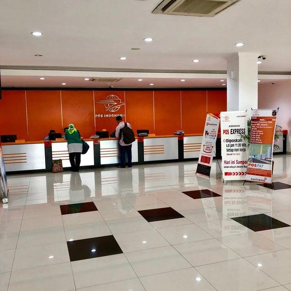 Kantor Pos Jakarta Barat Kantor Pos Di Grogol Petamburan