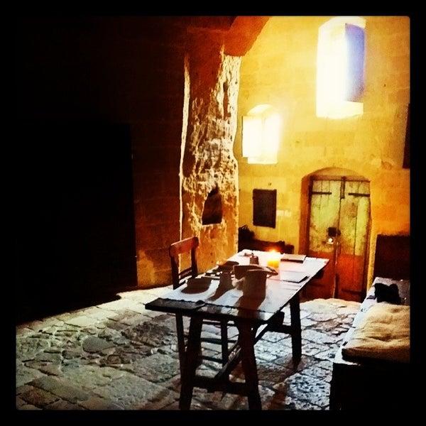 Foto tomada en Sextantio | Le Grotte della Civita por Edmondo A. el 1/26/2014