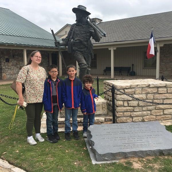 Foto scattata a Texas Ranger Hall of Fame and Museum da Chris il 3/16/2017