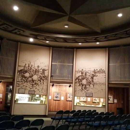 Foto scattata a Texas Ranger Hall of Fame and Museum da Chris il 8/28/2014