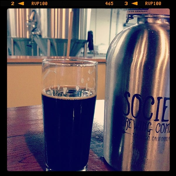 Photo prise au Societe Brewing Company par Bill L. le10/12/2012