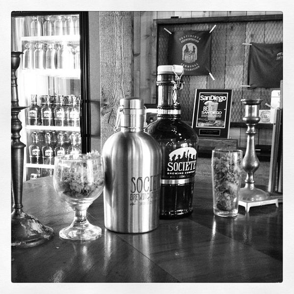 Photo prise au Societe Brewing Company par Bill L. le9/28/2012