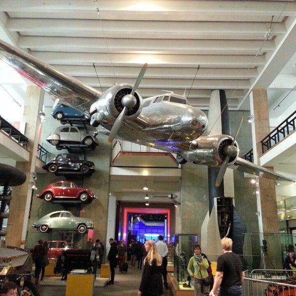 4/22/2013 tarihinde Alparslan A.ziyaretçi tarafından Science Museum'de çekilen fotoğraf