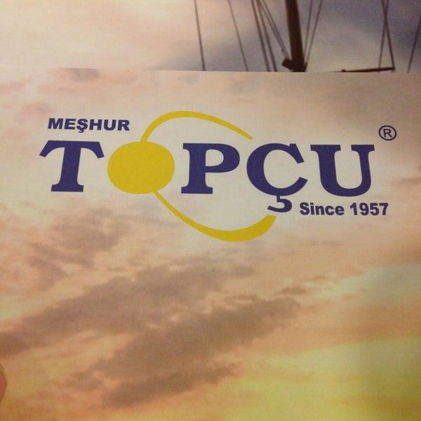 Foto diambil di Topçu Restaurant oleh Sertac G. pada 4/27/2013