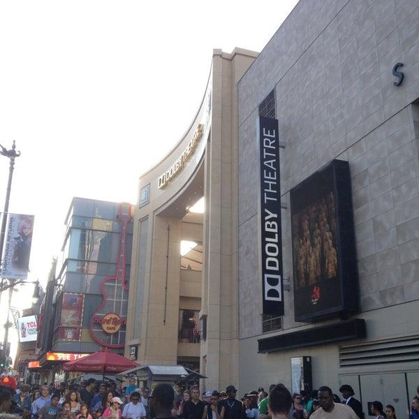Foto diambil di Dolby Theatre oleh Maurílio M. pada 6/3/2013