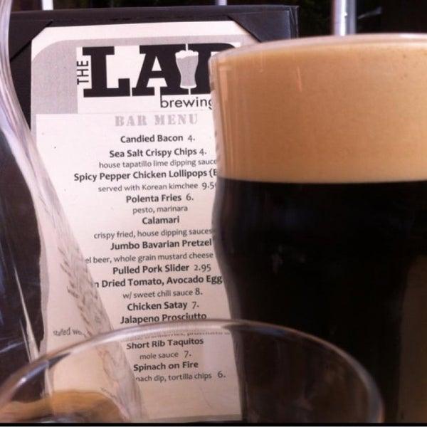 Das Foto wurde bei The Lab Brewing Co. von Darryl L. am 4/3/2013 aufgenommen