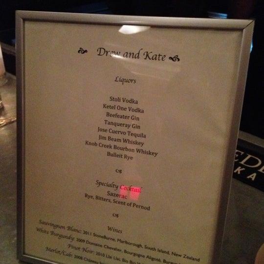 11/10/2012にYoav S.がLes Zygomates Wine Bar Bistroで撮った写真