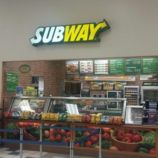 Osan Subway - 1 tip