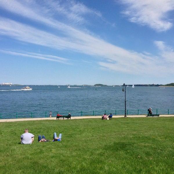 5/27/2013 tarihinde Todd M.ziyaretçi tarafından Castle Island'de çekilen fotoğraf