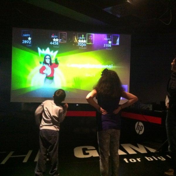 Foto diambil di The Game for Big Kids oleh Nihan G. pada 4/19/2013