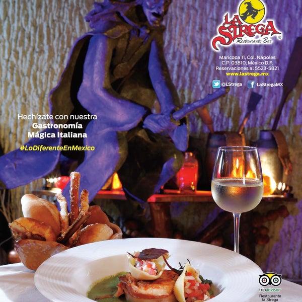 Foto scattata a Restaurante & Bar La Strega da Restaurante & Bar La Strega il 3/10/2016