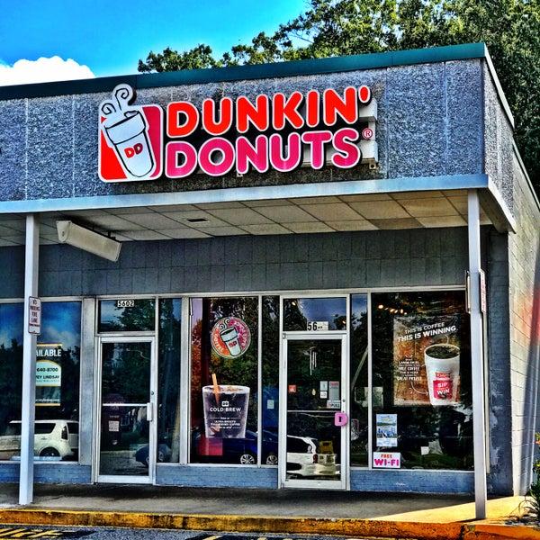 Dunkin Donut Shop In Virginia Beach