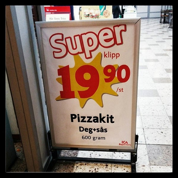 ica supermarket teleborg