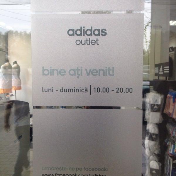 Adidas Outlet Store - Otopeni, Ilfov