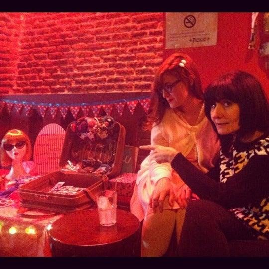 12/2/2012 tarihinde Adrián L.ziyaretçi tarafından Bar Picnic'de çekilen fotoğraf