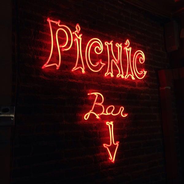3/23/2016 tarihinde Adrián L.ziyaretçi tarafından Bar Picnic'de çekilen fotoğraf