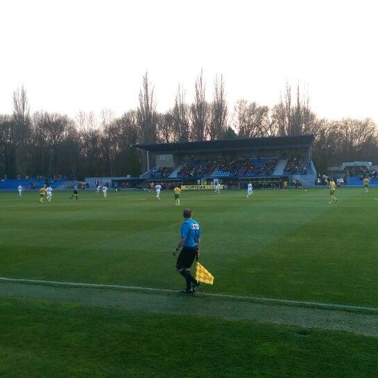 Photo prise au Štadión FK Senica par Jakub H. le4/10/2015