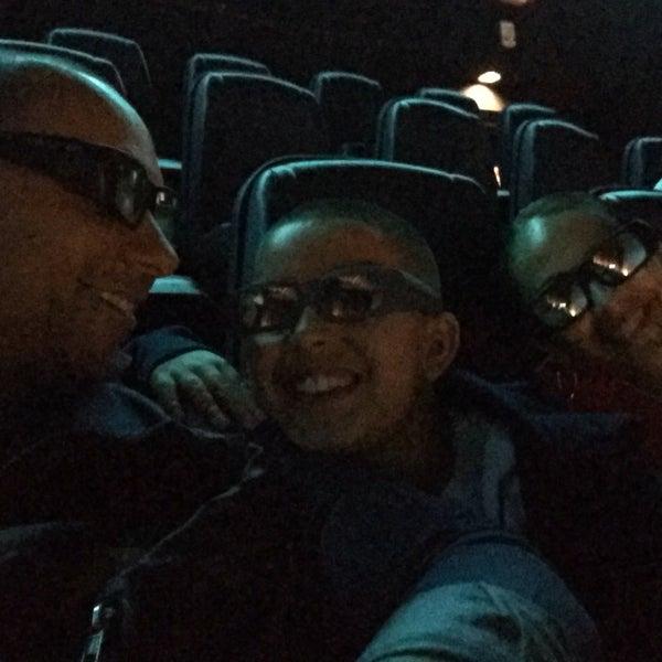 Photo prise au Autonation IMAX 3D Theater par Alberto P. le12/10/2017