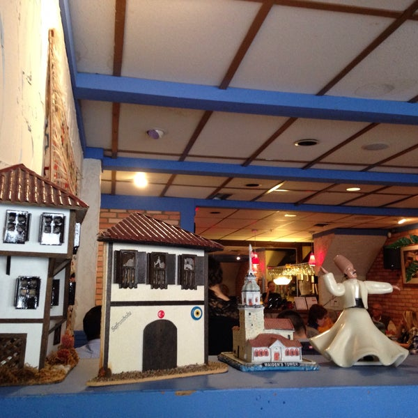 5/15/2017에 Adela F.님이 Anatolia Restaurant에서 찍은 사진