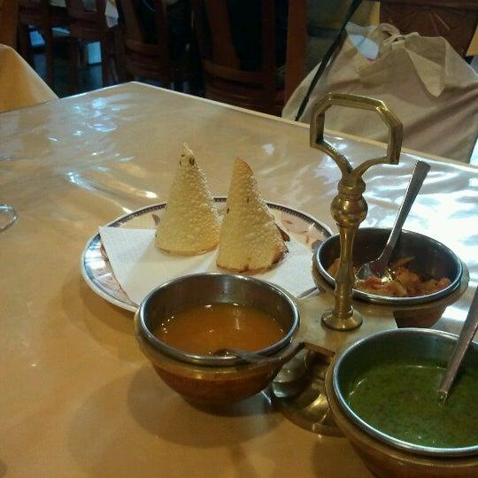 Photo prise au Maharaja par Lydia le11/12/2012