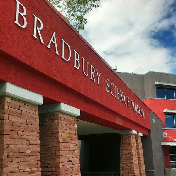 Photo taken at Bradbury Science Museum by Doug D. on 8/7/2013