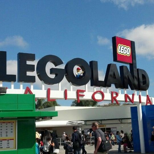 Foto tirada no(a) Legoland California por Kirsten H. em 3/31/2013