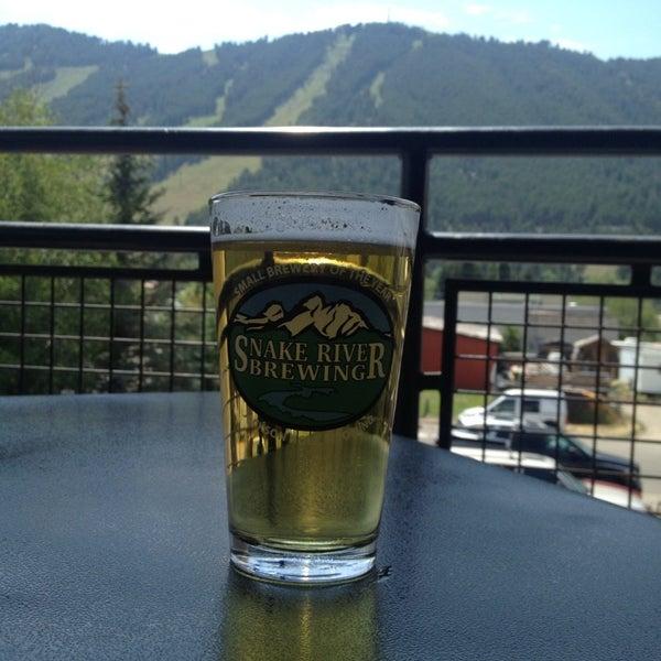 Das Foto wurde bei Snake River Brewery & Restaurant von Shane B. am 7/25/2013 aufgenommen