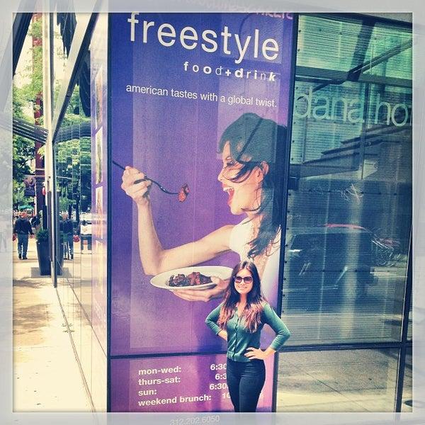 Das Foto wurde bei Freestyle Food + Drink von Jai M. am 7/3/2013 aufgenommen