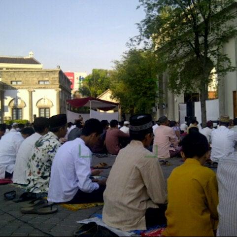 Foto scattata a Pemkot Semarang da Dedy U. il 10/4/2014