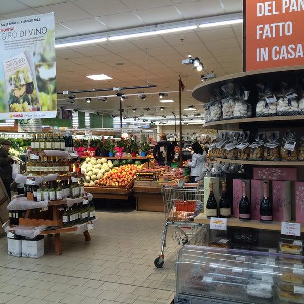 Conad Le Querce.Conad Le Querce Grocery Store In Reggio Emilia