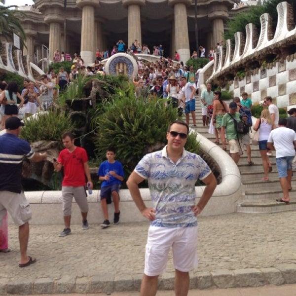 Foto tirada no(a) El Palace Hotel Barcelona por Дима R. em 7/28/2013